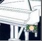 钢琴情歌 白钢琴