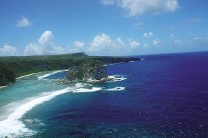 我爱这蓝色的海洋
