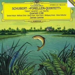 舒伯特鳟鱼五重奏