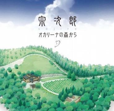 森の舞曲 - 宗次郎,森の舞曲 在线试听,纯音乐,mp3