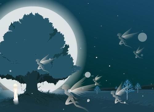你看你看月亮的脸--古筝