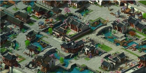 建邺城-《梦幻西游》游戏背景音乐