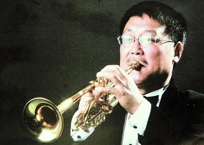 范琳中国梦曲谱