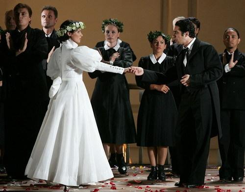 费加罗的婚礼序曲