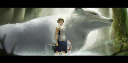 幽灵公主-古风竹笛版