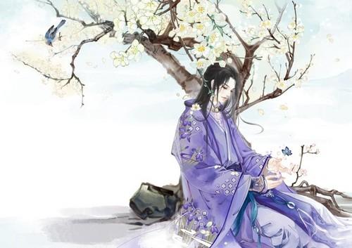 chuang tzu's dream(庄周梦蝶)