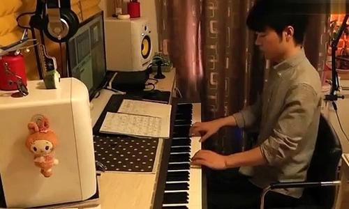 爱的罗曼史(钢琴)