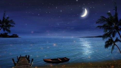 弯弯的月亮 --口哨版
