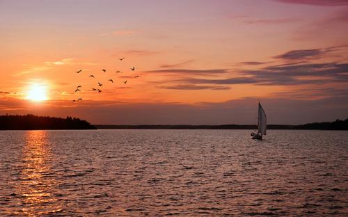 Sailing( piano)