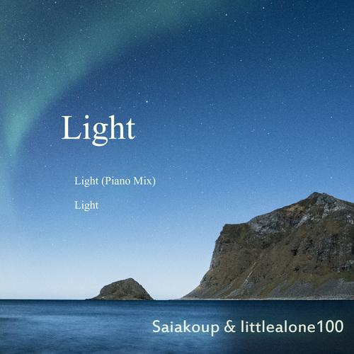 原创新世纪电子轻音乐 - Light (Piano Mix)