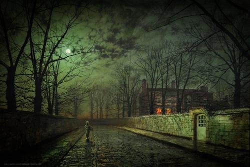 城里的月光(钢琴)
