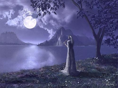 La Luna(月亮颂)