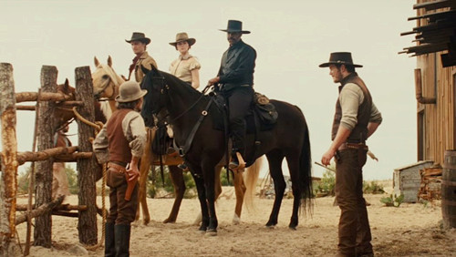 The Magnificent Seven (提琴合奏)