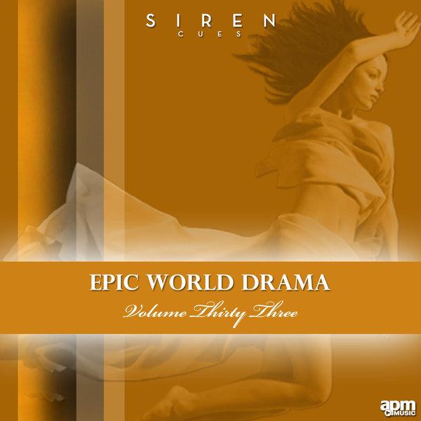 Siren Cues-Epic World Drama