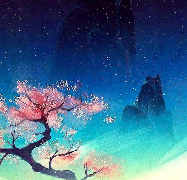 【钢琴】     樱花的幻想
