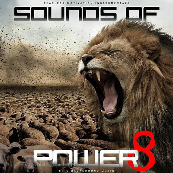 Sounds of Power Vol.8-Epic Background