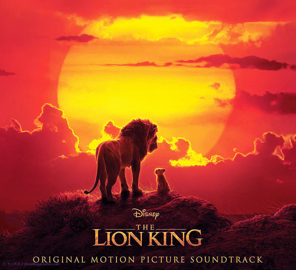 The Lion King 狮子王真狮版 2019 <2>