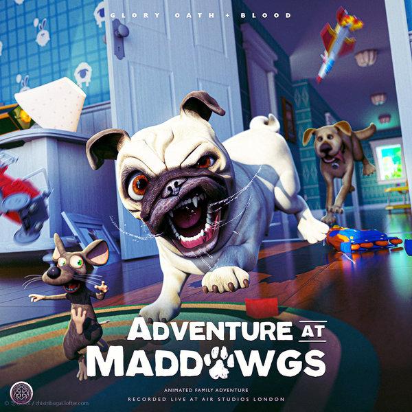 Adventure At MadDawgs 2019 <2>