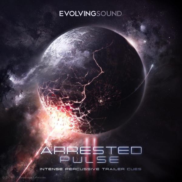 Evolving Sound-Arrested Pulse 2 2019