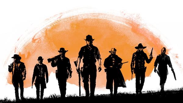 Red Dead Redemption 2 - Epilogue(Jim Milton Rides Again !)
