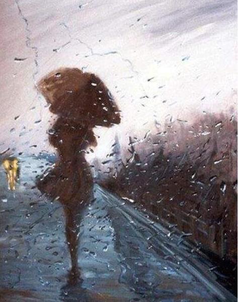 小雨中的回忆 (大提琴)