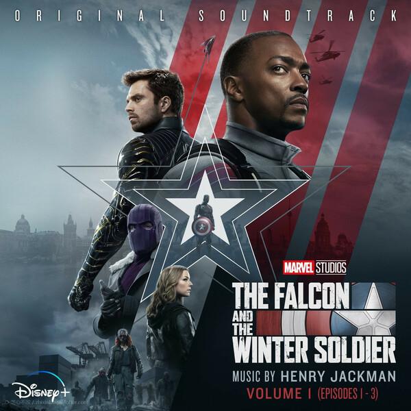 猎鹰与冬日战士 第一季 (1到-3集) 2021