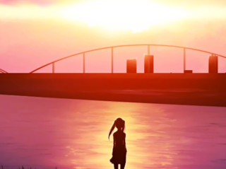 Sunset 日落