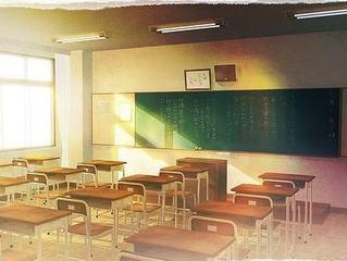 放学后的教室
