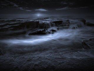 夜·启明星的路