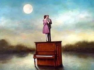 Vaga luna che inargenti  (游移的月亮)