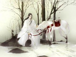 白衣少年【治愈版】