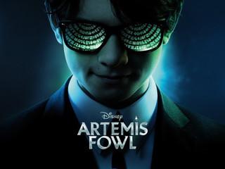 阿特米斯的奇幻历险 原声音乐 2020