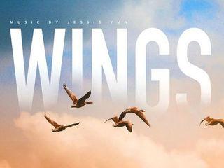 Jessie Yun-Wings 翅膀 (Singles) 2020