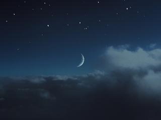 月与星的距离